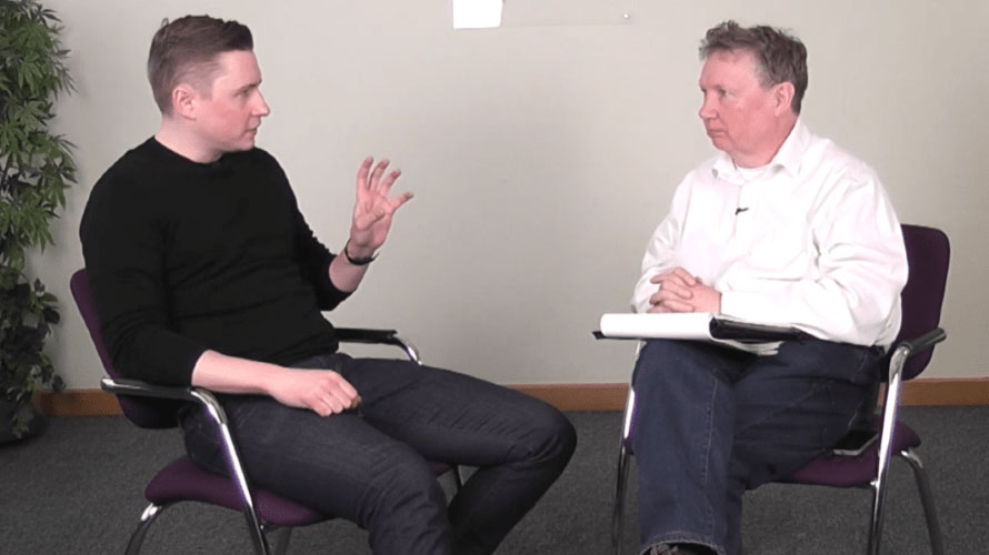 Ken McGaffin talks with Ross Tavendale from Type A Media about Top Majestic backlink tips.